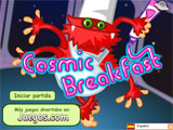 Cosmic Break Fast