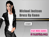 Michael Jackson Dress Up Game