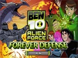 Ben 10 Alien Force: Forever Defense