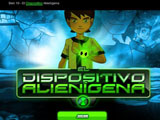 Ben 10 dispositivo alienígena