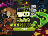 Ben 10 Alien Force: Alien Pseudo-Ku
