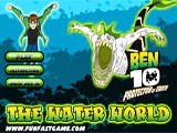 Ben 10 Protector of Earth: The Water World