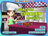 Healty Chiken Nuggets