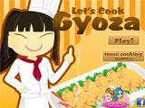 Lets Cook Gyoza