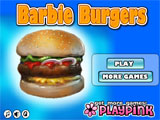 Barbie Burger