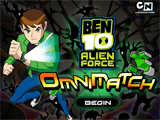 Ben 10 Alien Force: Omnimatch