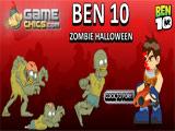 Ben 10: Zombie Halloween