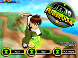 Ben 10: Power Jump