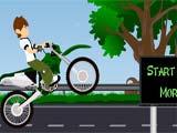 Ben 10: Biker Game