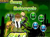 Ben 10: Crazy Motorcycle
