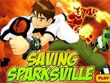 Ben 10: Saving Sparksville