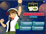 Ben 10: Jump! Jump! Space
