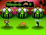 Juegos de Ben 10: Where is