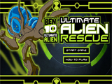 Ultimate alien rescue