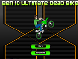 Ben10 Ultimate Dead Bike